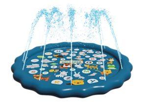 Splashez Educational Sprinkler Pool 300x209