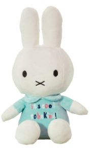 Miffy Cool To Be Kind Plush Toy 181x300