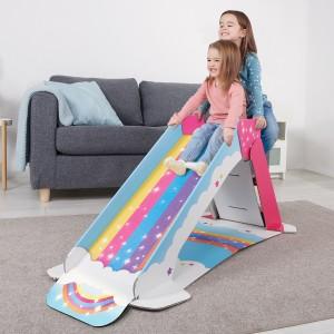 Pop2play Rainbow Slide