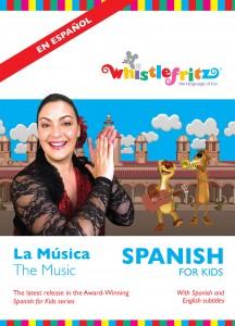 Spanish For Kids Lamusica Cover Rgb