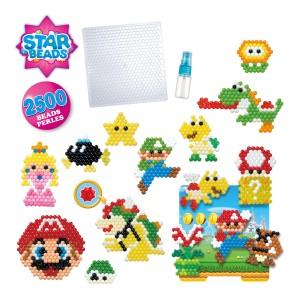 Super Mario Aquabeads Creation Cube 2
