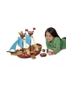 Treasures Await Adventure Ship