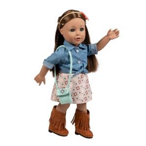 Adora Amazing Girls 18 Inch Doll Cassidy