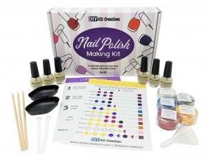 Diy Nail Polish Making Kit